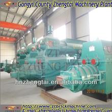 fully auto clay vacuum brick machine /soil interlocking brick machine/professional in brick machine
