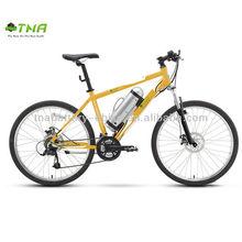 New design fashion mountain bike electric