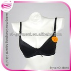 New arrival Black color women hot sexy bra images 2014(B010)