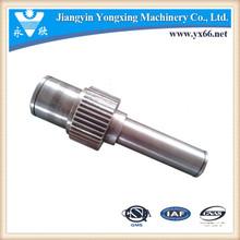 high precision input shaft