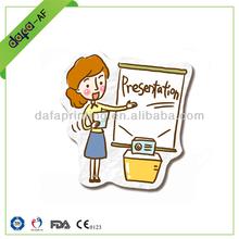 toilet auto paper air freshener
