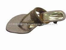 High Heels ladies/womens sandal slipper handmade hot selling