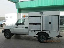 Automobile Workshop LandCruiser HJZ-79 special