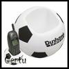 promotional pu foam soccer ball phone holder