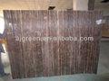 negro de bambú palo manojo de la cerca