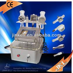 hot sale 5 in 1 vacuum cavitation RF beuaty equipment