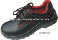 Real Buffalo Leather Safety Shoe