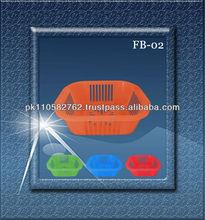high quality vegetable storage plastic basket FB-02