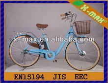 250W fashion torque JIS lady electric bike hot sales in Japan