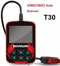 Direct factory obd2 japanese car scanner / JOBD/ OBDII automotive diagnostic tool T30