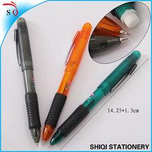 twist promotion eraser mechanical pencil ball pen