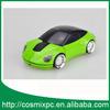 PC car mouse , porsche Car shaped mouse