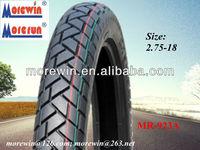 Maorun tire 2.75-18 made in China