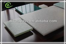 Interior decorative glass block