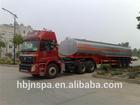 Best FOTON Large capacity semi oil tank truck