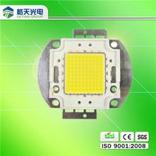 shenzhen led manufacturer, high power 100w 6500k led