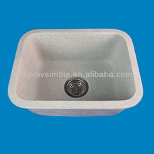artificial stone resin sinks/sink basin kitchen