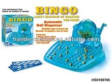 Blue Lucky Bingo Play Set for children