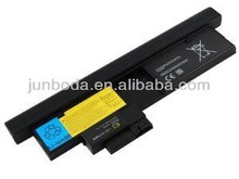High quality wholesale 8 cells replacement laptop battery for lenovo IBM ThinkPad X200 Tablet series