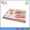 Fashion OEM design full color printing manufacturers paper corrugated board packaging box