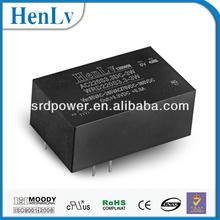 ac to dc power supply output voltage 48v, 220v input 3w ac dc converter