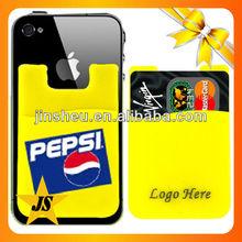 mobile phone case card holder wallet/ cell phone pocket
