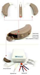 BTE hearing aid digital