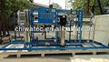 gran capacidad de desalación de agua de mar planta de tratamiento