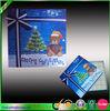 Chrismas gift box with ribbon bow
