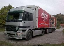 Trucks Mercedes Benz Actros
