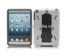 Hot Sale For Ipad Mini Phone Cover/For Ipadmini Robot Stents Phone Case/White Robot Case For Mini iPad Case