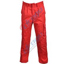 EN 11611 fire retardant welder trousers