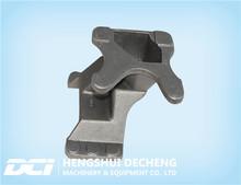 Carbon Cast Steel Automotive Front Suport/Precision Lost Wax Investment Casting Auto Spare Parts