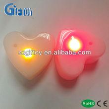 electronic led multi-colored flameless candle