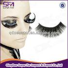 Top quality false eyelashes,synthetic silk lashes,prime silk lash