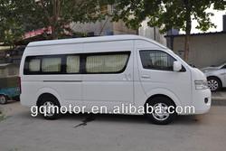 Chinese RHD 15 seats van for sale