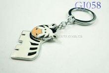 Keychain wholesale keychain soft toys