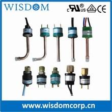 Micro pressure switches