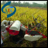 Most popular mini paddy harvester and thresher