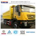 nuevo chino iveco modelo de camión de volteo