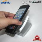 Acrylic supermarket handphone stand high quality