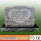 xiamen hot sale white granite solar tombstone light