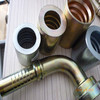 stainless steel swivel joint for pipe