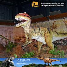 My Dino-Artificial animatronic foam dinosaur for dino theme park