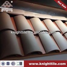 grey slate barrel clay roof tiles