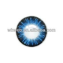 Wholesale Cosplay Korea Blue Big Eye Color Contact Lens