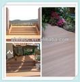 Não- piso antiderrapante para o quintal/exterior decking de bambu