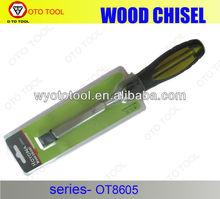 Double color ground chrome vanadium alloy steel wood carving tools / kraftwelle OT8605
