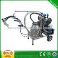 2013 novo modelo elétrico da máquina de ordenha, vaca/ovinos/cabra máquina de ordenha
