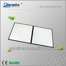 60x60cm led ceiling panel light for residential lighting